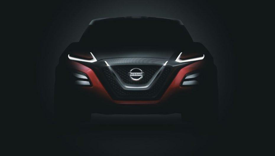 Gripz Concept: Nissan dice que tiene entre manos un crossover deportivo…