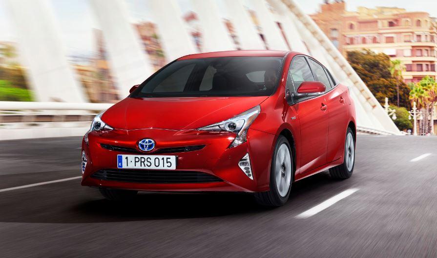 ¡Oficial!, así es el nuevo Toyota Prius: La revolución híbrida continúa…