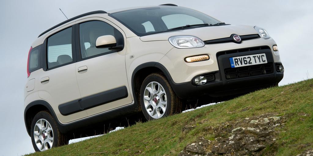 El Fiat Panda recibe el motor 1.3 Multijet con 95 CV: Muy rápido y frugal