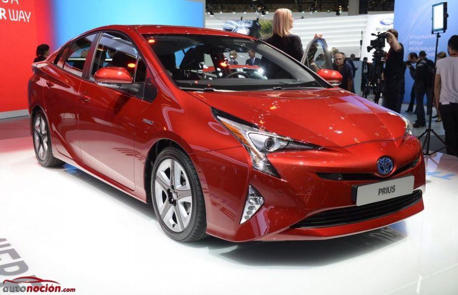 Así es el nuevo Toyota Prius al natural: Un diseño arriesgado para la cuarta generación…