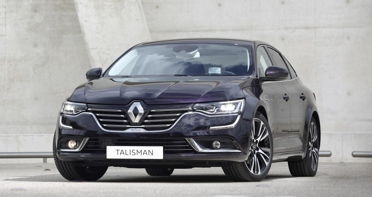 Un porrón de imágenes del nuevo Renault Talisman: Ahora con todo lujo de detalles