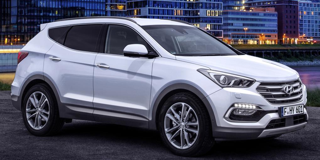 Ligera actualización para el Hyundai Santa Fe: Pequeñas pinceladas para mejorarlo