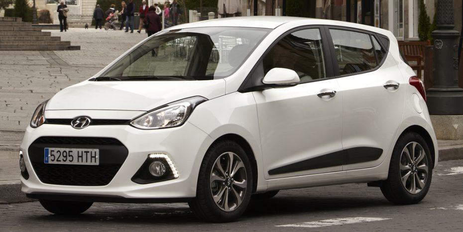 Así es la nueva gama Hyundai i10 MY2016: Más equipado a mejor precio