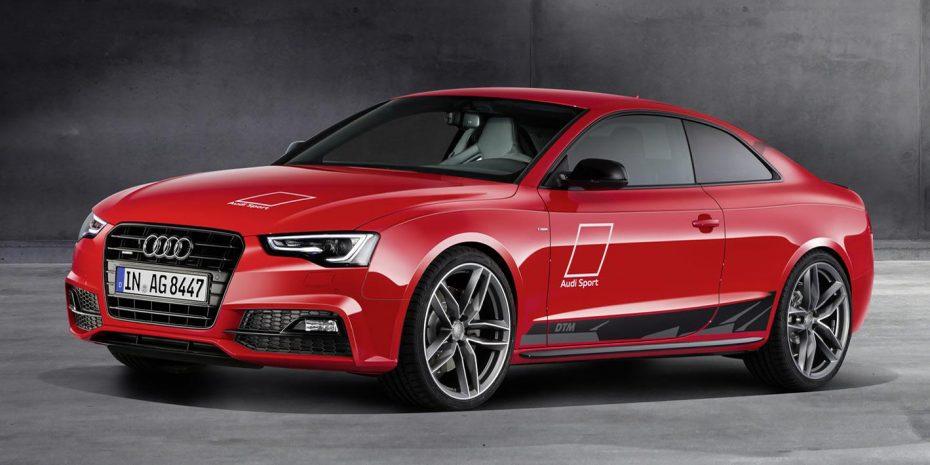 Aquí está el Audi A5 DTM Edición Limitada: Sólo 50 unidades con motor diésel por una pasta