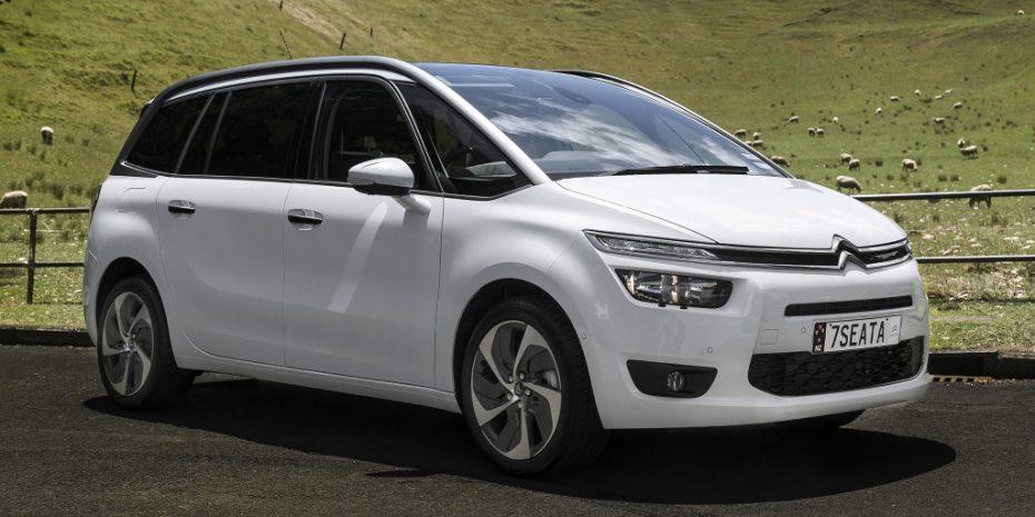 Nueva gama Citroën C4 Picasso: El líder estrena acabados y equipamiento