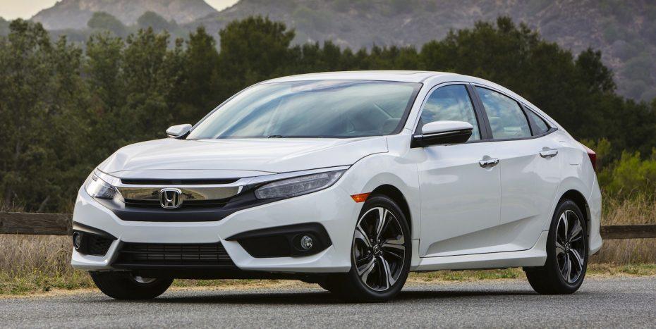 Un porrón de fotos del nuevo Honda Civic Sedán: Ya a la venta en Estados Unidos desde 16.458 €