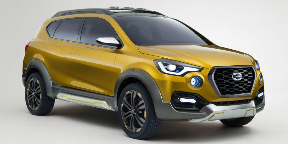 Nuevo Datsun Go-Cross Concept: El low-cost más aparente hasta la fecha
