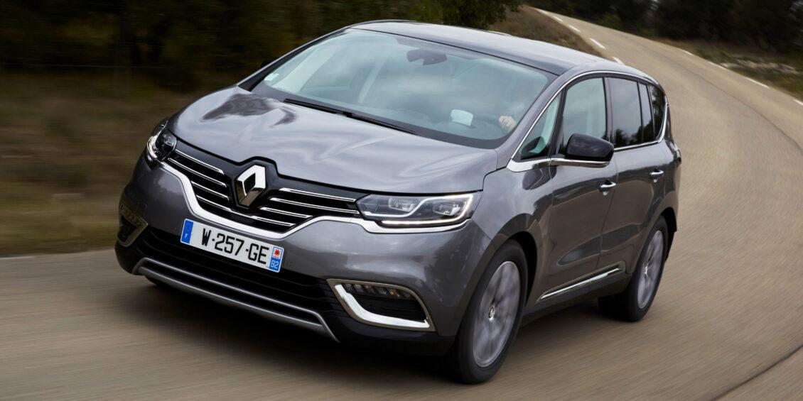 Nueva edición ICON para el Renault Espace: Muy bien equipado