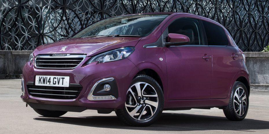 Nuevo Peugeot 108 Allure: Ahora con techo metálico y más barato