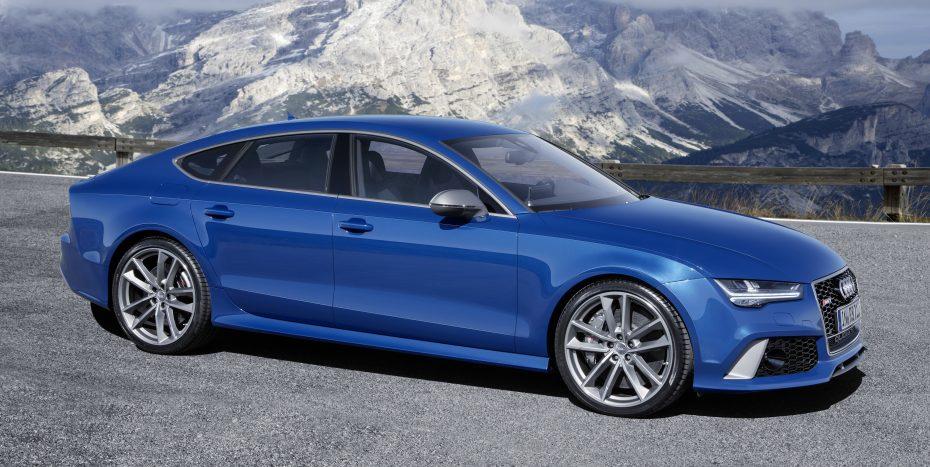 El nuevo Audi RS7 Sportback «Performance», ya la venta: 605 CV para el más rápido de la gama