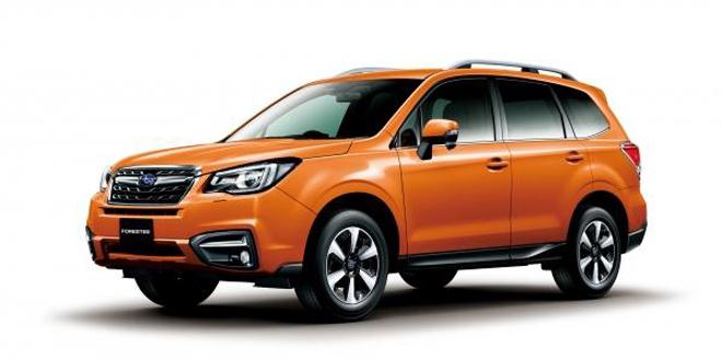 Nueva actualización para el Subaru Forester: Ópticas LED y más equipamiento