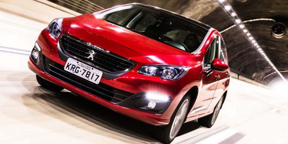 El Peugeot 308 estrena cara en Brasil: Basado en la primera generación, hasta 173 CV de potencia