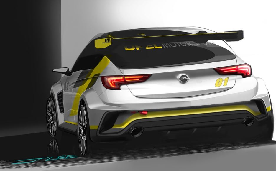 Astra tcr 1