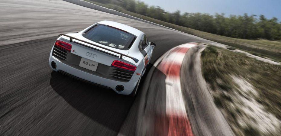 El Audi R8 de primera generación se despide en Canadá: R8 LM, igual que un LMX pero sin láser