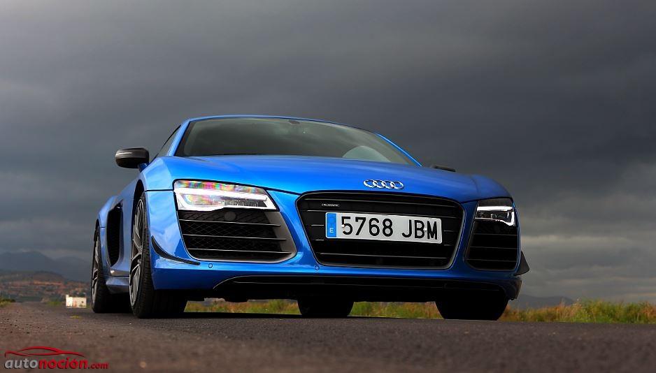 Audi R8 LMX 95