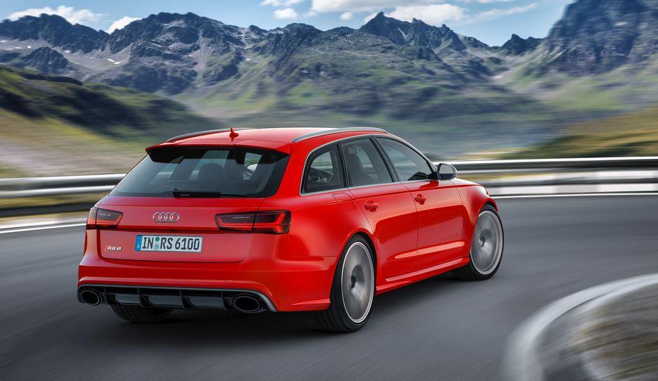 Audi RS 6 Avant performance: ¿143.700 euros por un familiar?, ¡no!, por el familiar de los familiares
