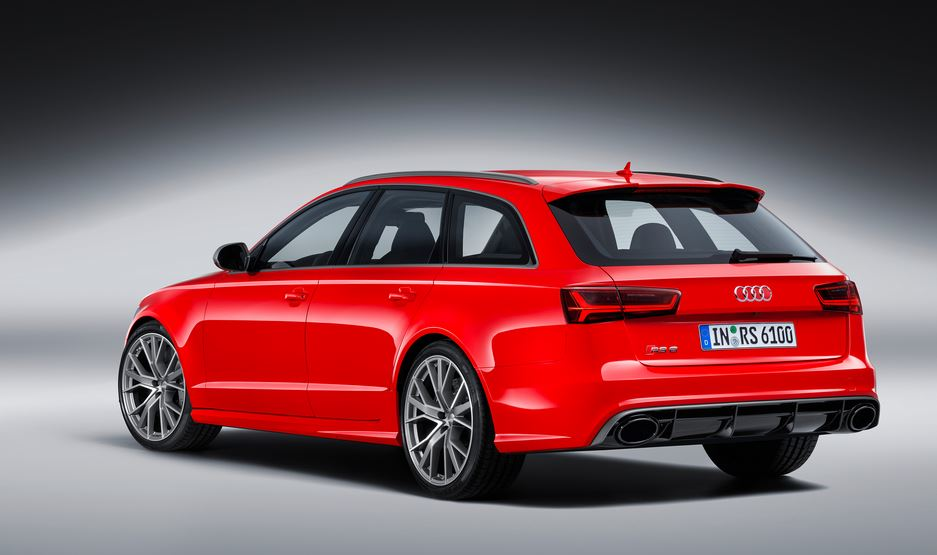 Audi RS 6 Avant performance 9
