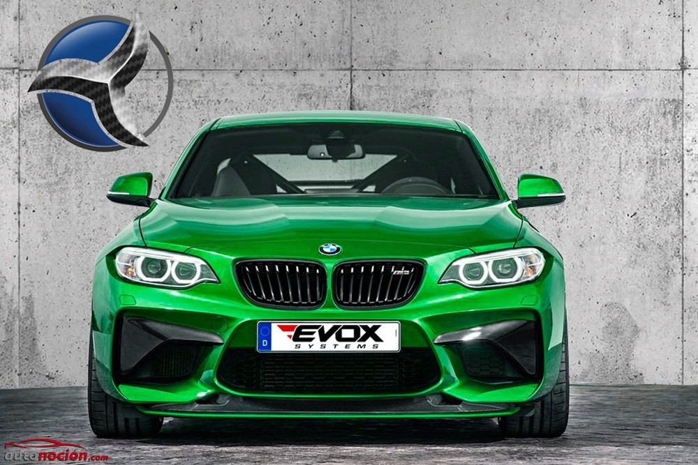BMW M2 Coupé por Alpha-N Performance (1)