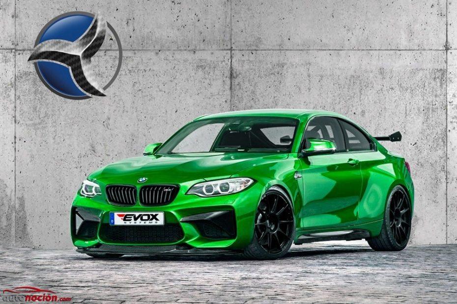 Al BMW M2 Coupé se le puede sacar mucho más jugo: 480 CV para el M2-RS de Alpha-N Performance