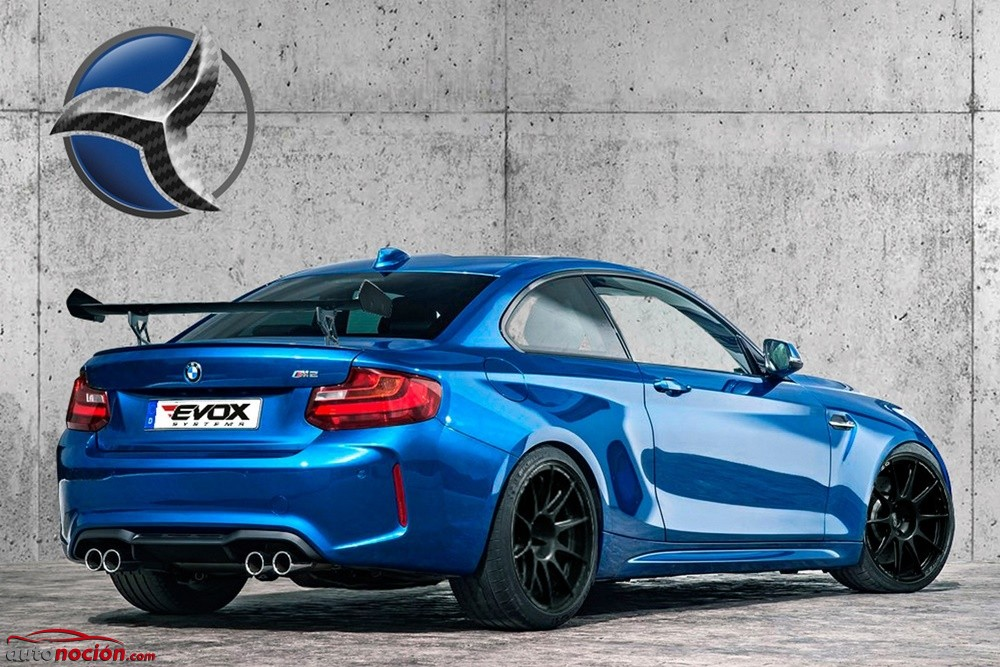 BMW M2 Coupé por Alpha-N Performance (3)