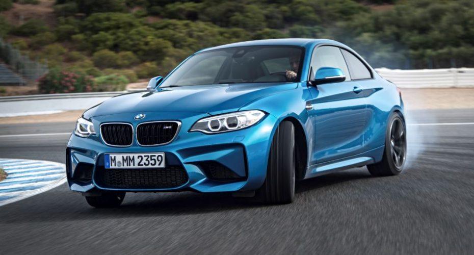 El BMW M2 Coupé ya tiene equipamiento y precio: Desde 42,07 euros el kilo…