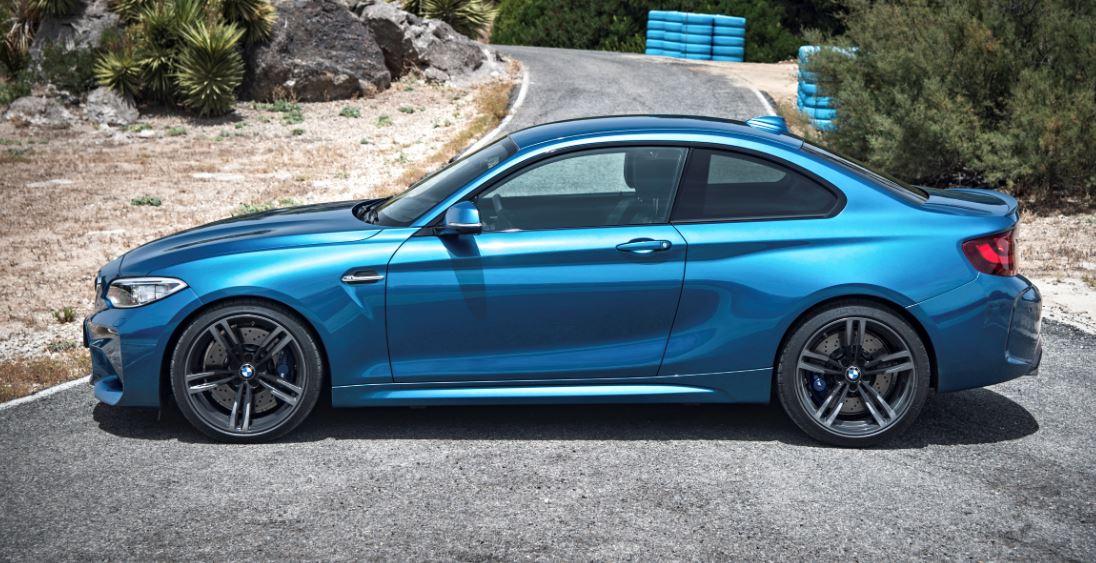 BMW M2 coupé 5