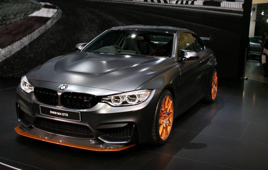 BMW M4 GTS: Su presencia en Tokio es igual de espectacular que sus prestaciones