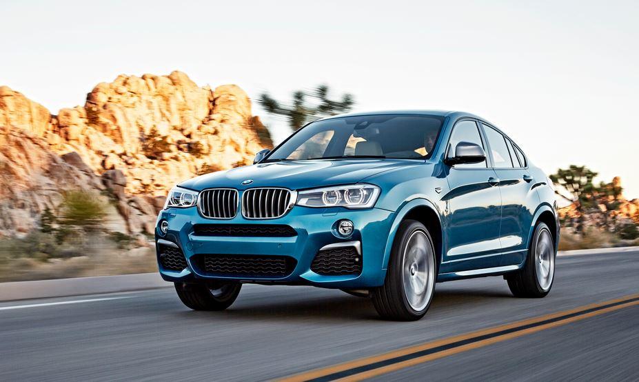 El BMW X4 M40i ya tiene precio en España: Disfrutarás de sus 360 CV, pero te saldrán caros