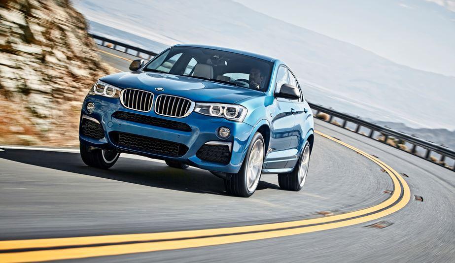 BMW X4 M40i: Todos los detalles del último modelo de la familia M Performance