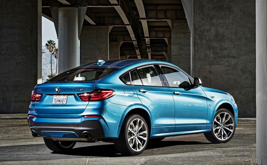 BMW X4 M40i 9