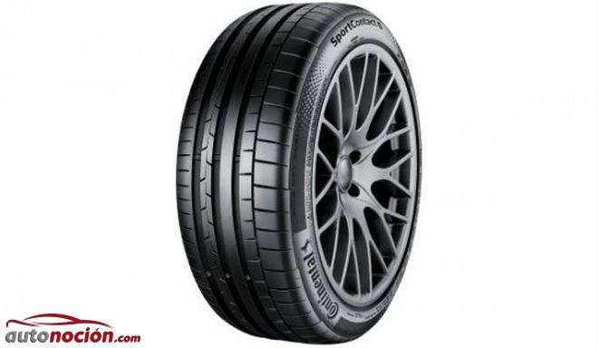 Continental lanza el nuevo SportContact 6: Brillante en la carretera, ultrapreciso en el circuito