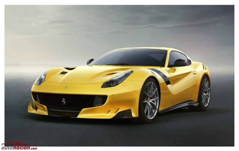 Ferrari F12 Tour de France: 780 CV y aires racing para el cavallino rampante más descabellado