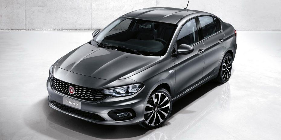 El Fiat Tipo vuelve a la carga: Es la denominación elegida para la nueva berlina