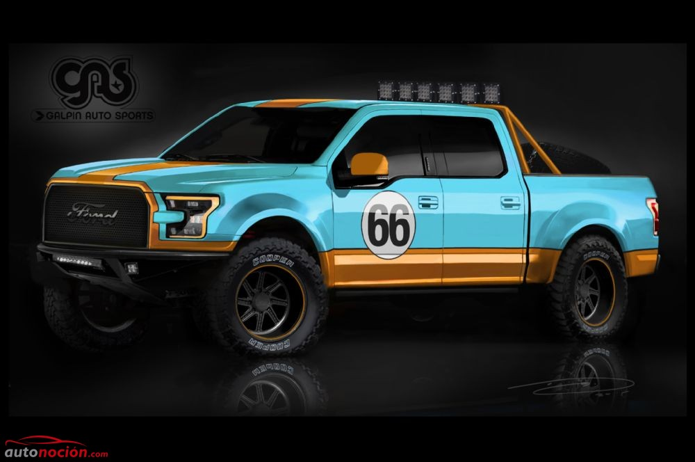 Ford F-150 por Galpin Auto Sports