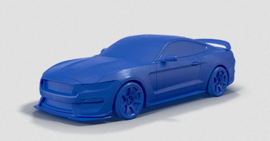 Ford ya tiene una tienda online de planos para impresoras 3D: ¿Llegará el momento en el que podamos imprimir nuestras piezas?