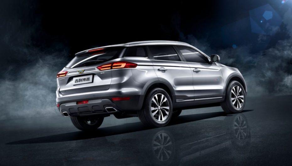 Geely Bo Yue: Cuidado con este SUV chino que llegará en 2016 porque pinta realmente bien