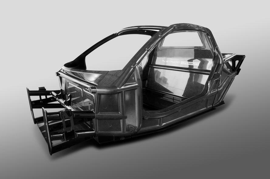 El primer chasis de fibra de carbono asequible y «prêt-à-porter»: Ya hay 7 modelos que lo van a usar…