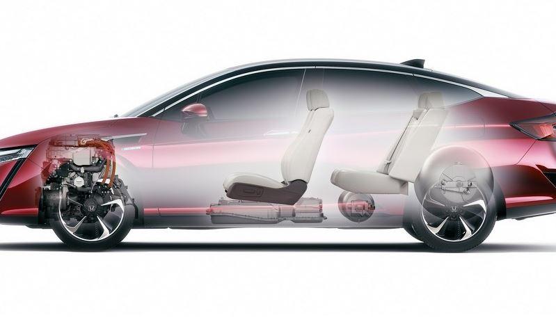 Honda FCV 12