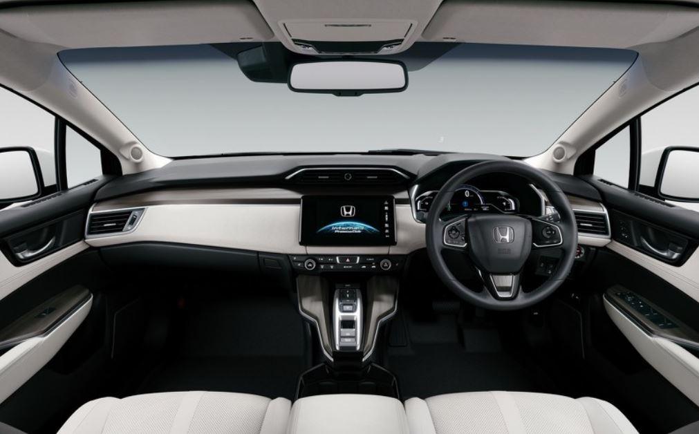Honda FCV 3