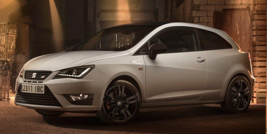 El nuevo SEAT Ibiza Cupra, ya a la venta: Disponible desde 17.400 € con todos los descuentos