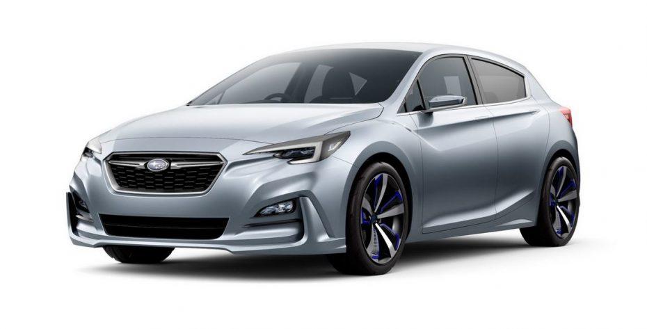 """Subaru """"Impreza 5-Door Concept"""": Una interesante declaración de intenciones para el segmento C"""