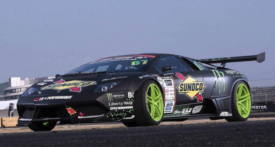 El Lamborghini Murcielago de Daigo Saito es el primero del planeta preparado para Drift