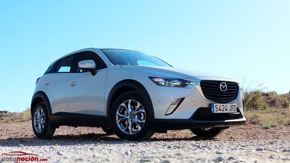 Prueba Mazda CX-3 2.0L gasolina 120 CV 2WD STYLE: De lo mejor de su segmento