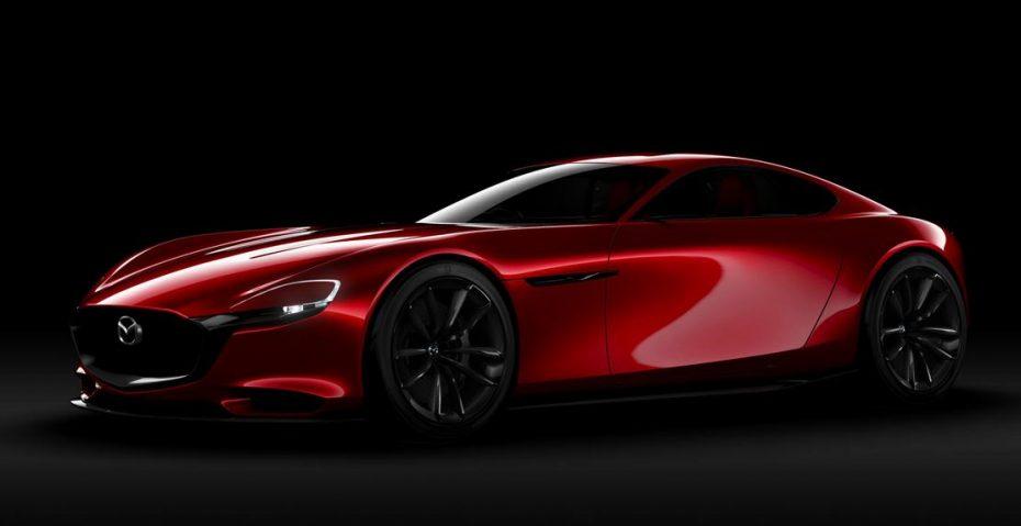 ¡Confirmado! El motor rotativo de Mazda verá la luz en el Tokyo Motor Show