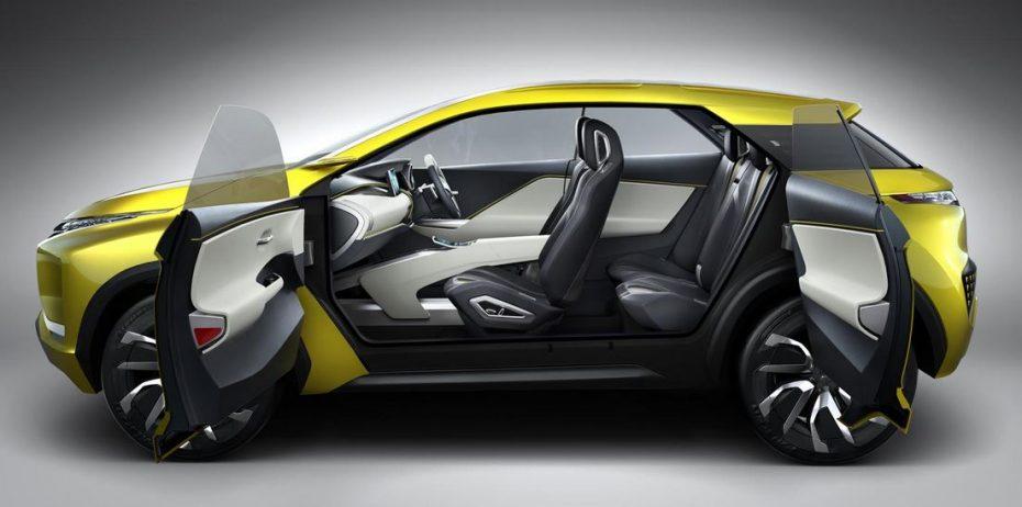 Prepárate: Mitsubishi abrirá una puerta al futuro en el próximo Salón de Ginebra
