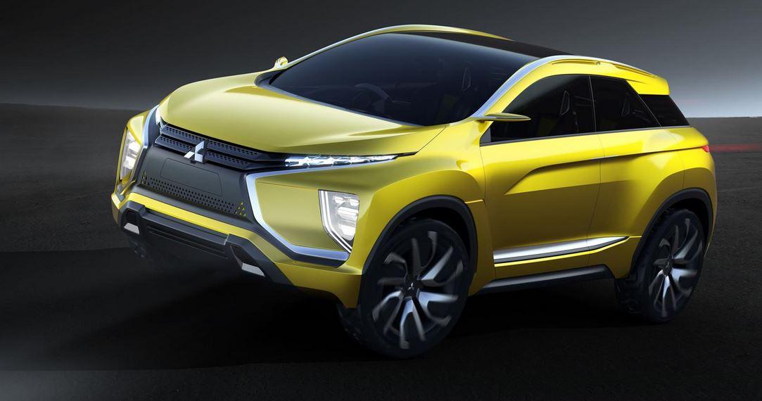 Mitsubishi eX Concept: 100% eléctrico, autónomo y ojo porque va a producirse