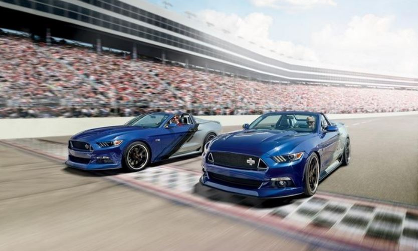 Neiman Marcus Limited-Edition Mustang Convertible: AWD y mucho equipamiento exclusivo