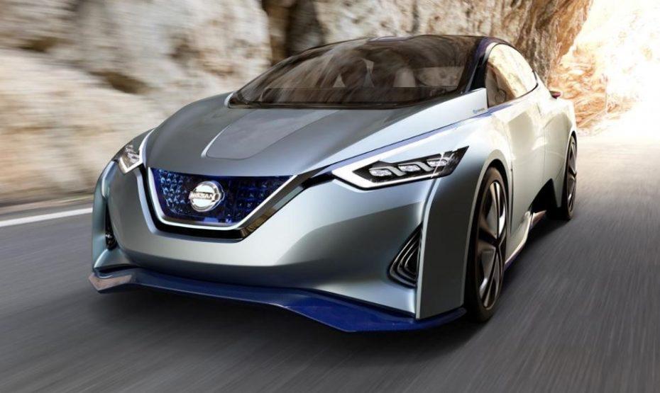Nissan IDS Concept: Un eléctrico de fibra de carbono capaz de aprender gracias a la Inteligencia Artificial