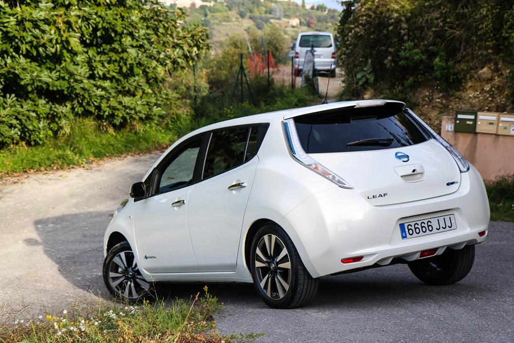 Nissan LEAF 30 kWh (48)