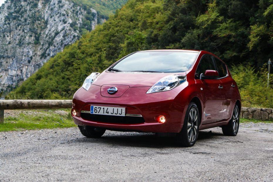 El Nissan Leaf, líder entre los eléctricos durante febrero: el Outlander entre los PHEV